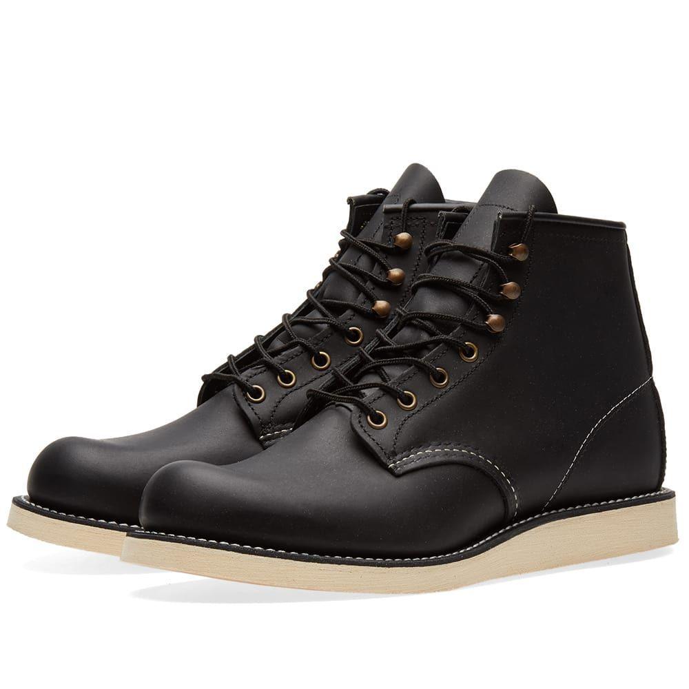 レッドウィング Red Wing メンズ シューズ・靴 ブーツ【2951 Heritage Work Rover Boot】Black Harness