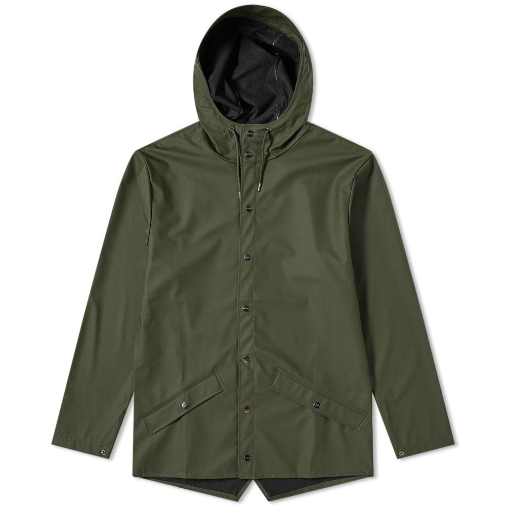 レインズ Rains メンズ ジャケット アウター【classic jacket】Green