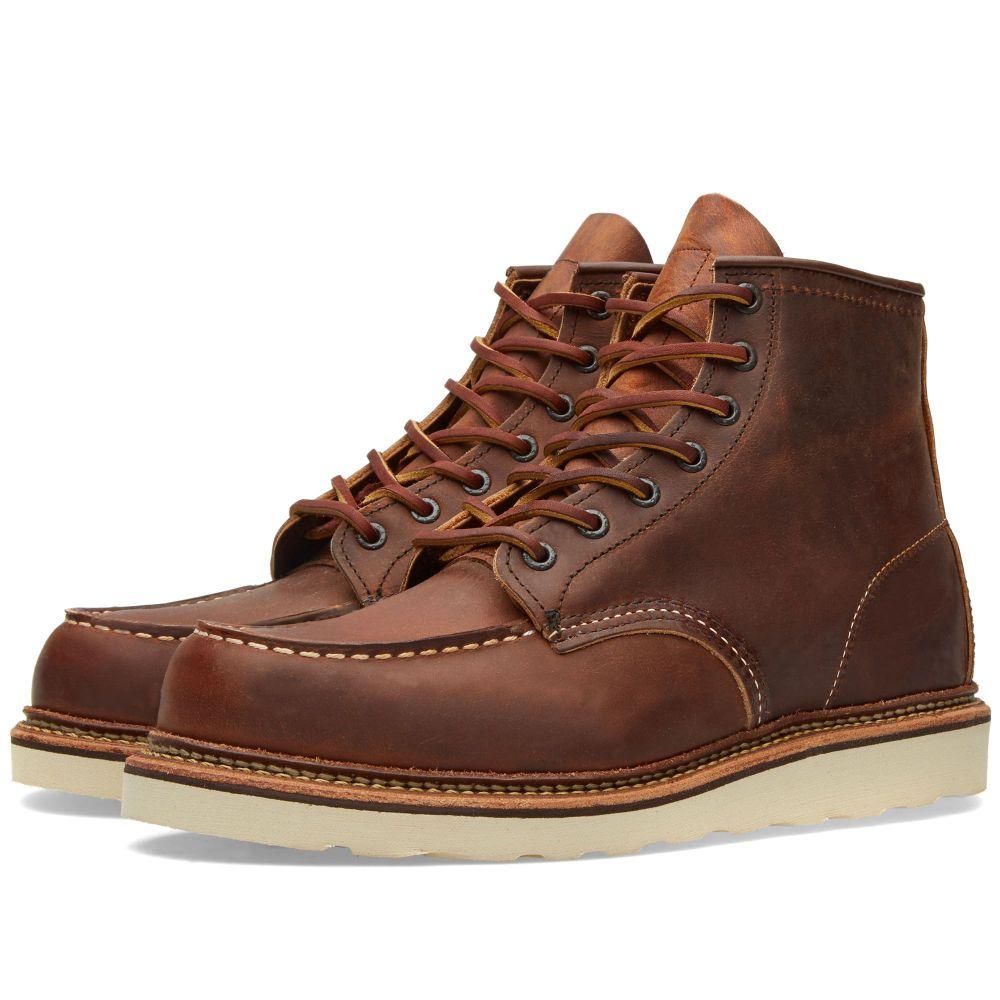 レッドウィング Red Wing メンズ シューズ・靴 ブーツ【1907 Heritage Work 6