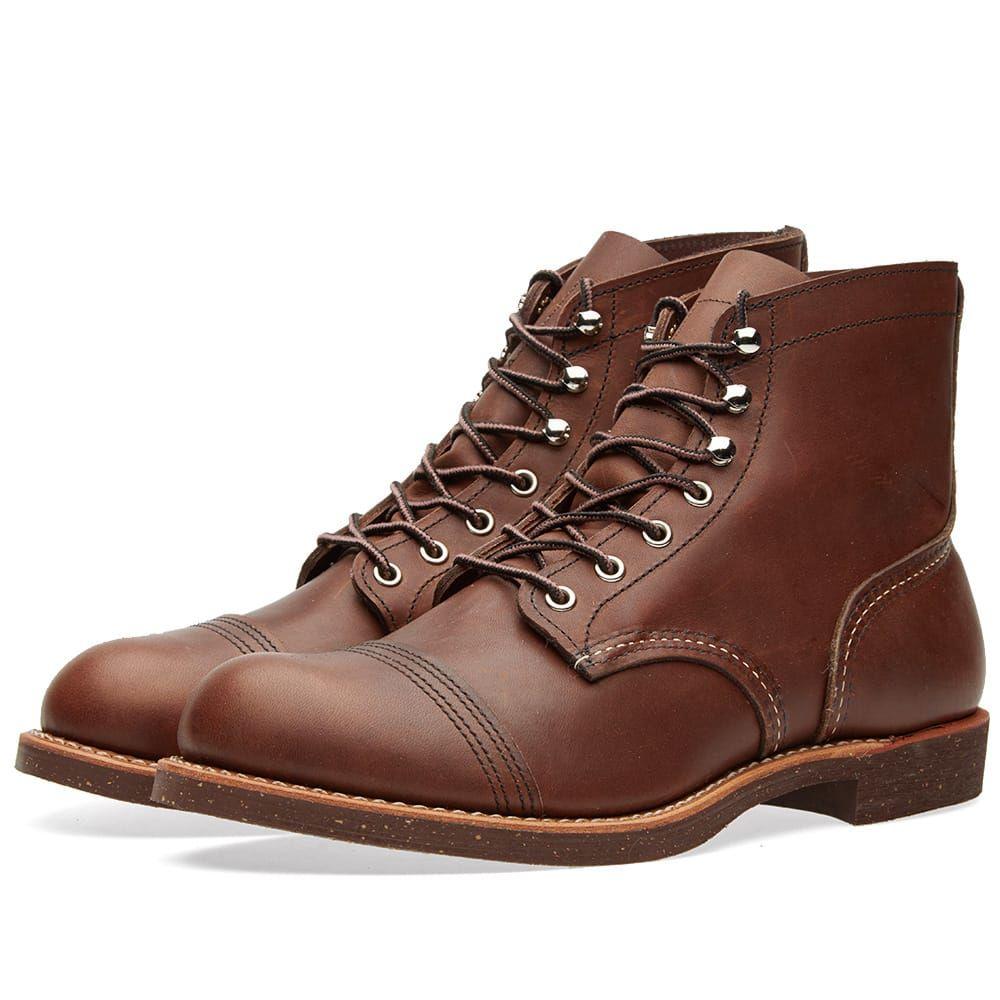 レッドウィング Red Wing メンズ シューズ・靴 ブーツ【8111 Heritage 6