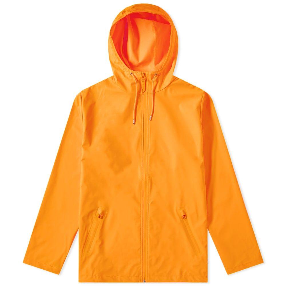 レインズ Rains メンズ ジャケット アウター【breaker jacket】Fire Orange