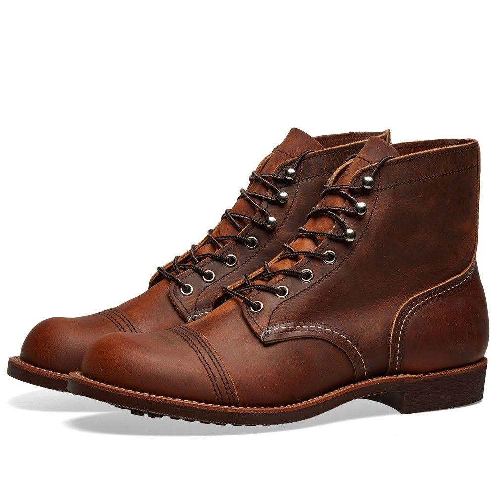 レッドウィング Red Wing メンズ シューズ・靴 ブーツ【8085 Heritage 6