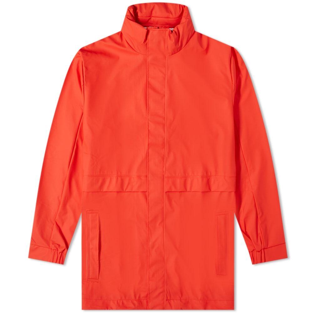 アウター【track メンズ レインズ jacket】Red ジャージ Rains