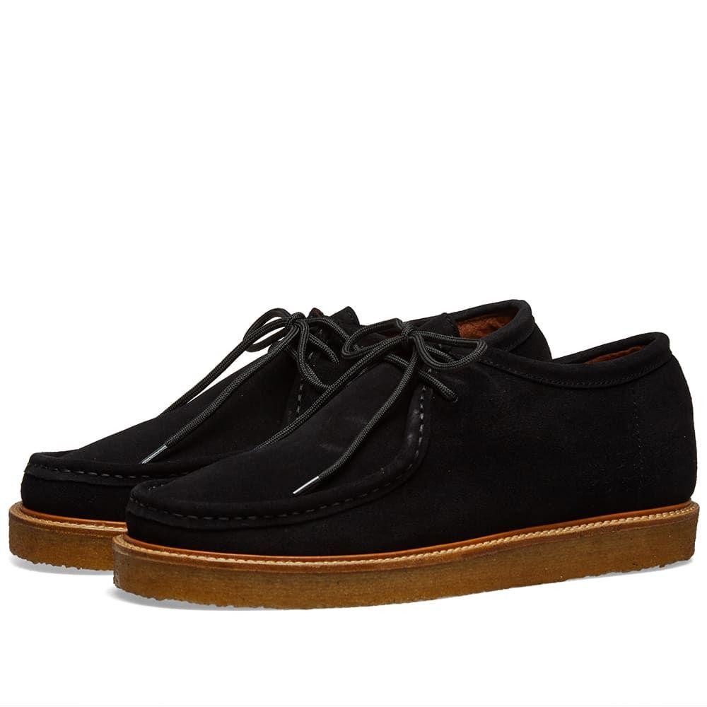 ワイルドバンチ Wild Bunch メンズ シューズ・靴【Wally Shoe】Black