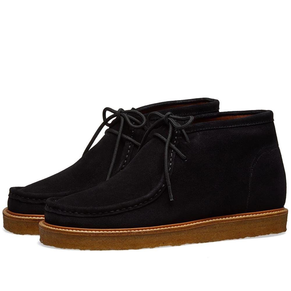 ワイルドバンチ Wild Bunch メンズ シューズ・靴 ブーツ【Wally Boot】Black