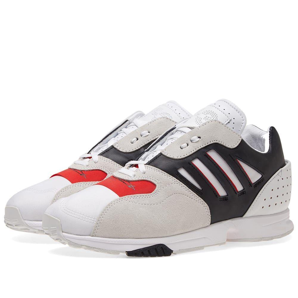 ワイスリー Y-3 メンズ スニーカー シューズ・靴【zx run】White/Black