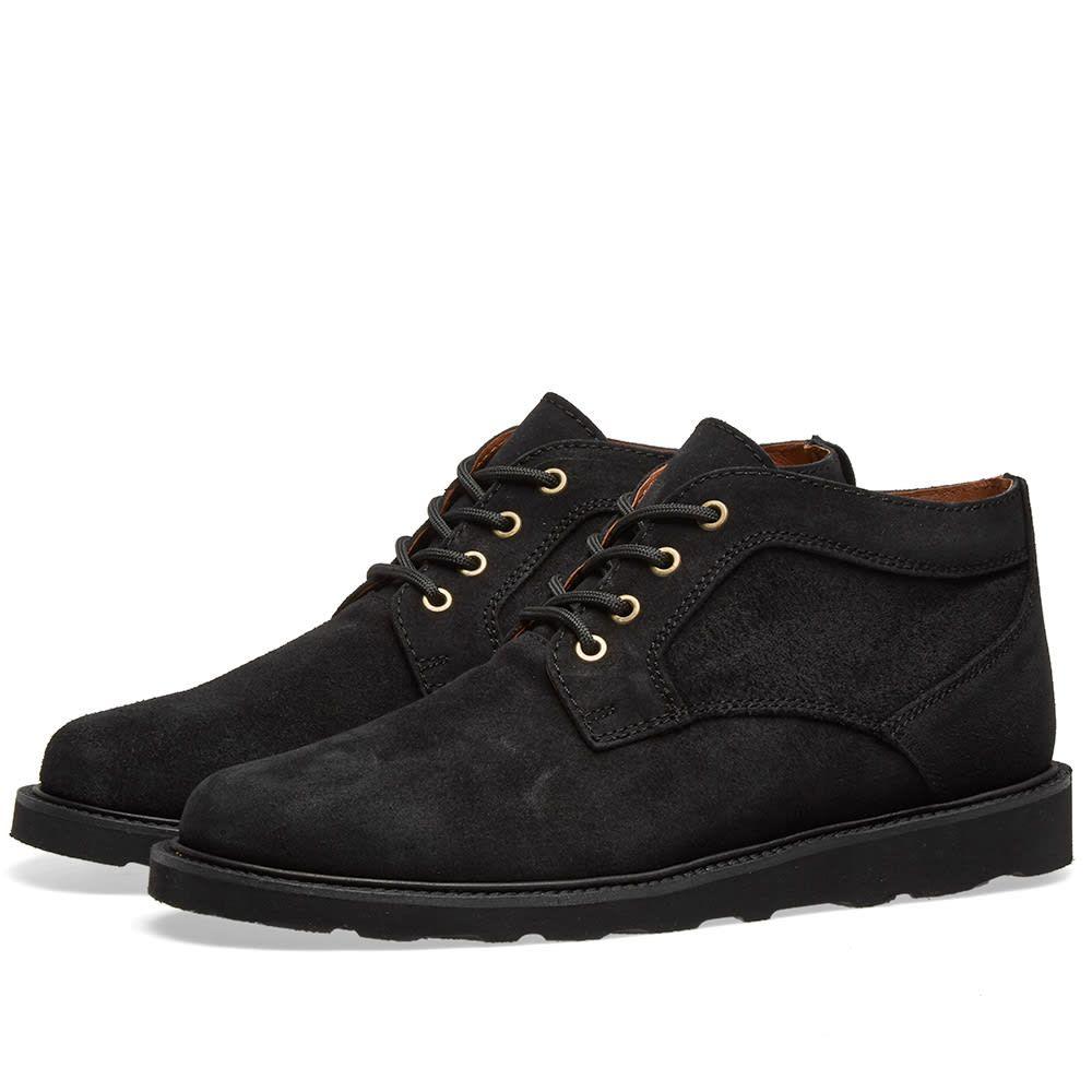 ワイルドバンチ Wild Bunch メンズ シューズ・靴 ブーツ【Vibram Sole Classic Boot】Black