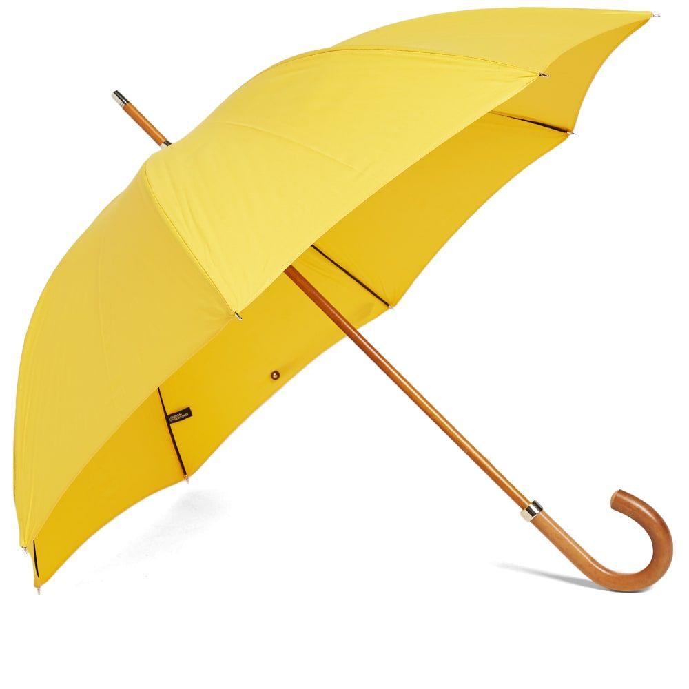 ロンドンアンダーカバー London Undercover メンズ 傘 【city lux umbrella】Yellow
