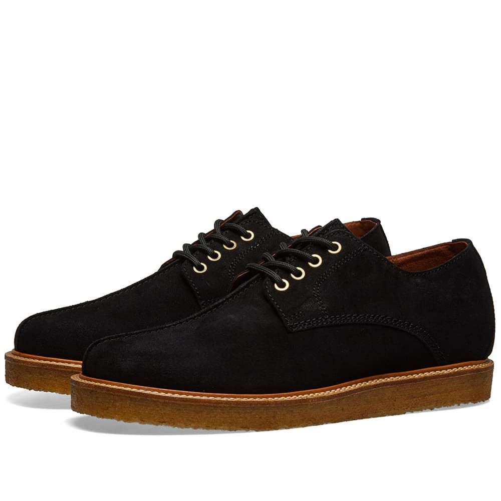 ワイルドバンチ Wild Bunch メンズ シューズ・靴【Seam Shoe】Black