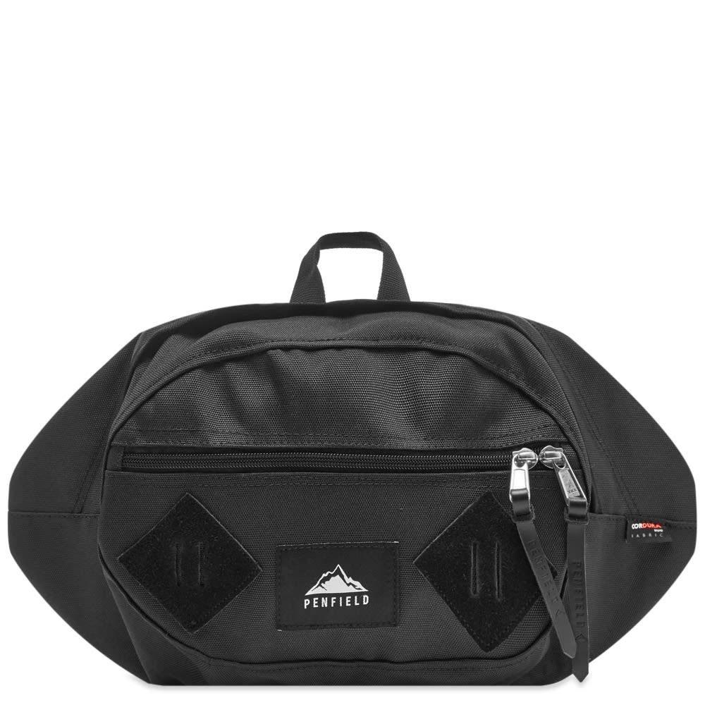 ペンフィールド Penfield メンズ ボディバッグ・ウエストポーチ バッグ【gambel cordura waist bag】Black
