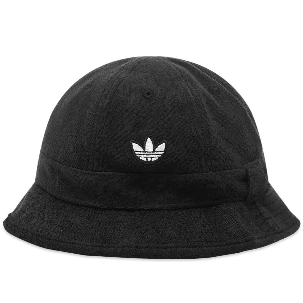 アディダス Adidas メンズ ハット バケットハット 帽子【samstag bucket hat】Black