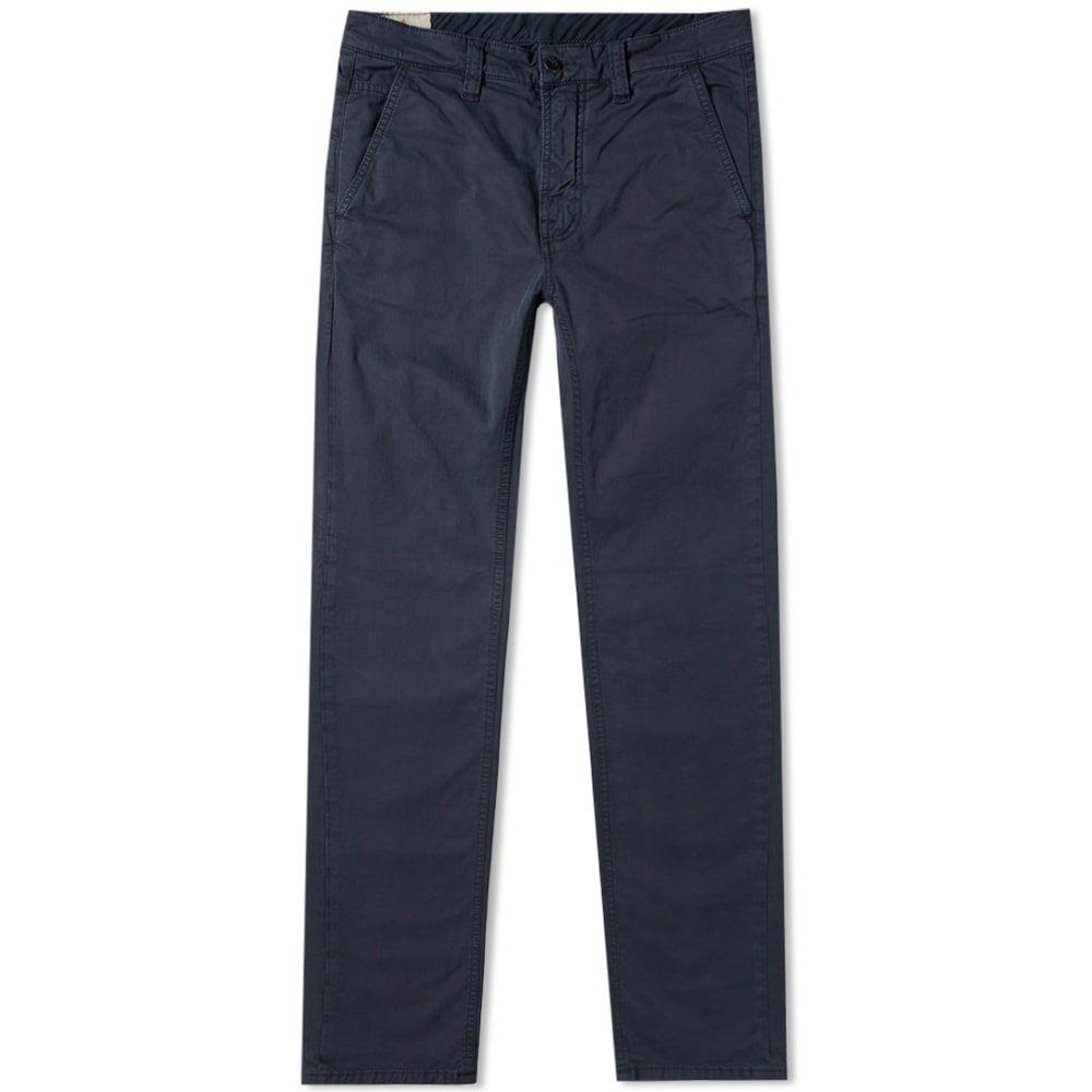 ヌーディージーンズ Nudie Jeans Co メンズ チノパン チノパン ボトムス・パンツ【nudie slim adam chino】Dark Midnight