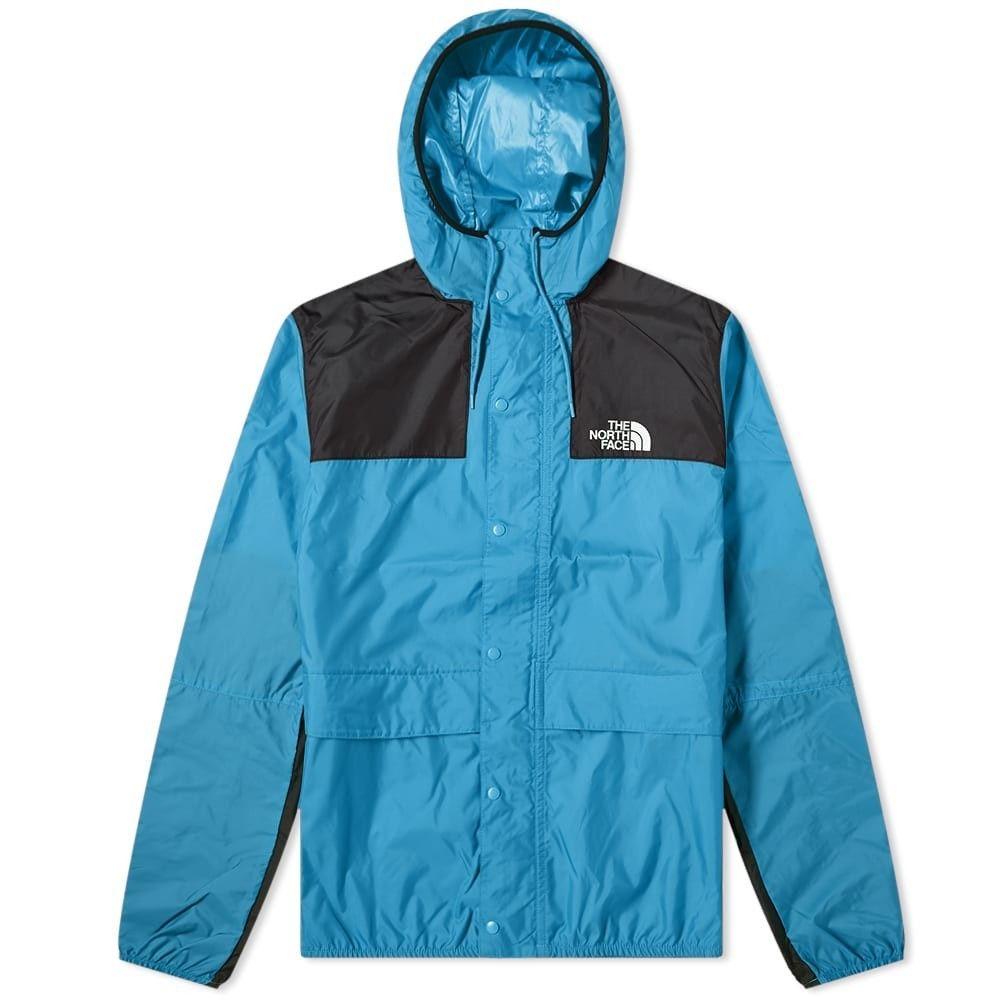 当店だけの限定モデル ザ ノースフェイス The Blue North Face メンズ ジャケット マウンテンジャケット アウター The North【1985 mountain jacket】Saxony Blue:フェルマート, コオリマチ:0fce71b2 --- nagari.or.id