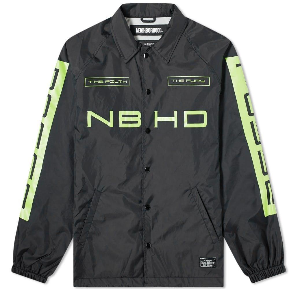ネイバーフッド Neighborhood メンズ ジャケット アウター【brooks jacket】Black/Green