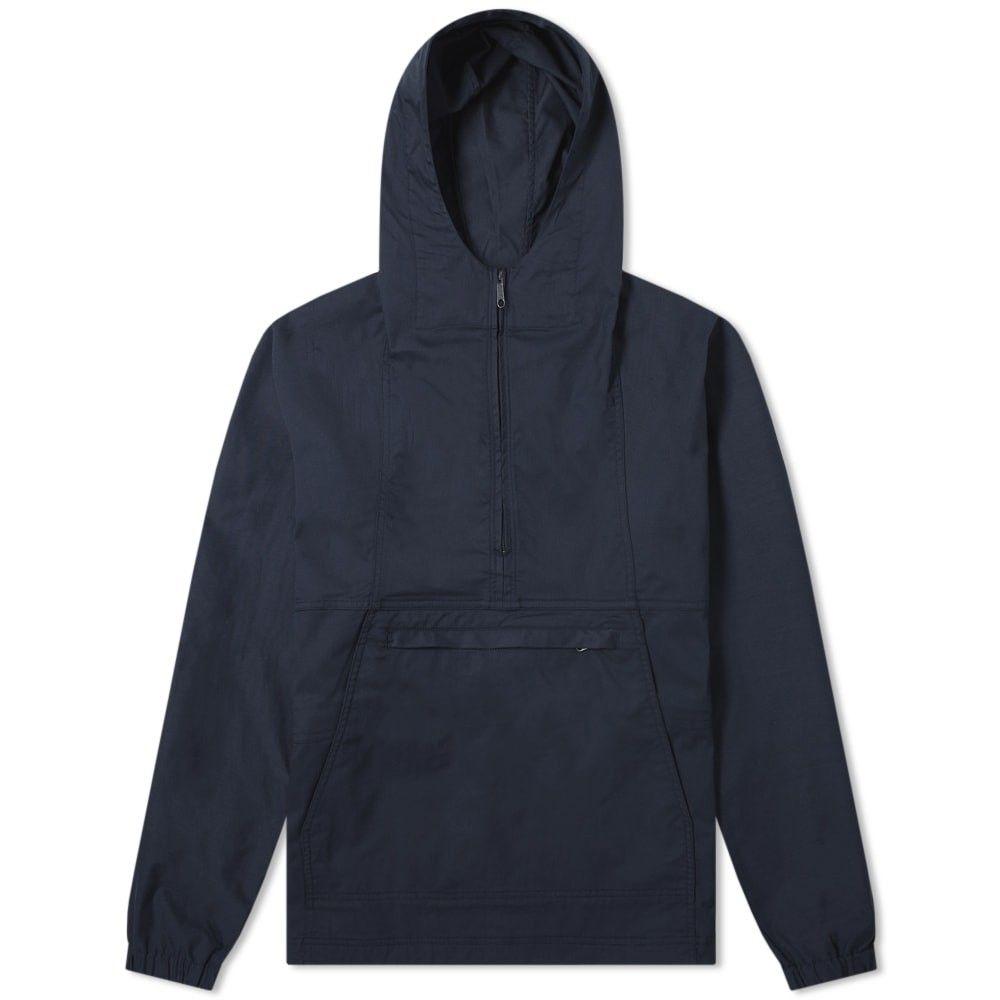 ナナミカ Nanamica メンズ ジャケット アノラック アウター【dock anorak】Navy