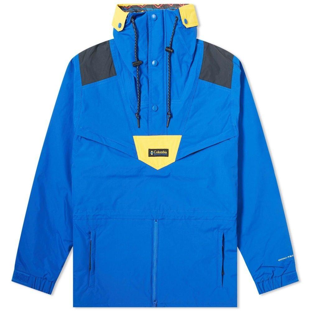 コロンビア Columbia メンズ ジャケット アノラック アウター【monashee anorak】Azul Blue