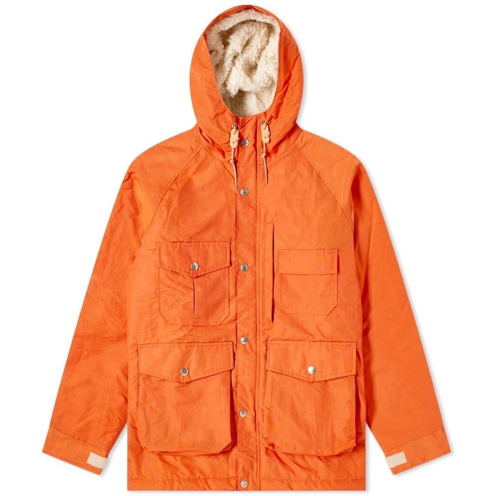 バテンウェア Battenwear メンズ コート アウター【northfield parka】Orange
