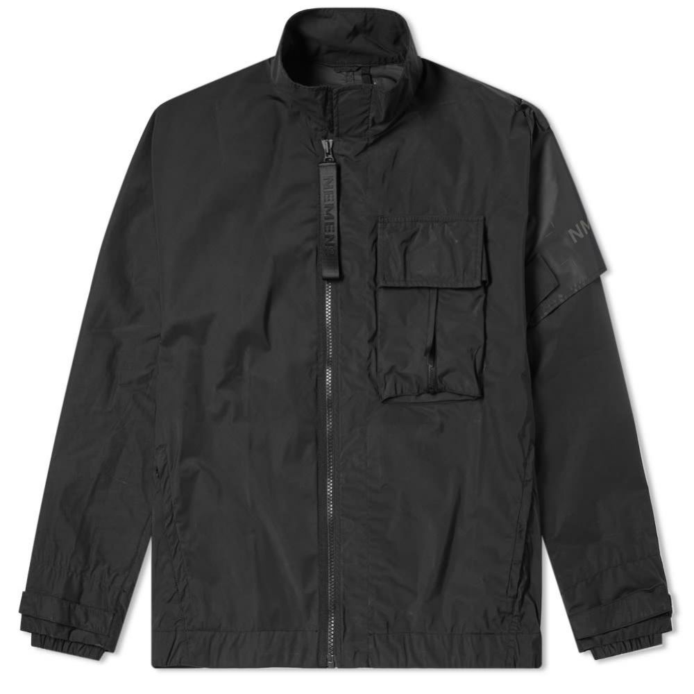 ネーメン Nemen メンズ ジャケット アウター【zephyr jacket】Black