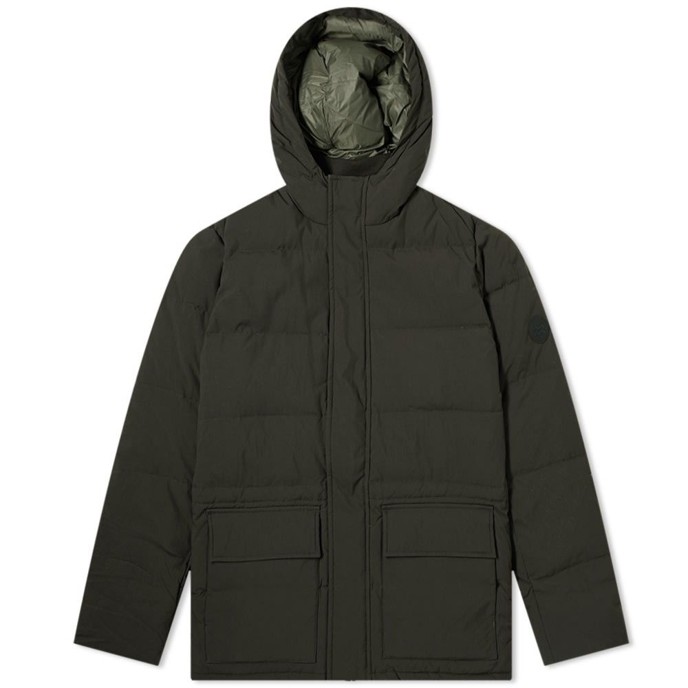 ノースプロジェクト Norse Projects メンズ ダウン・中綿ジャケット アウター【willum dry nylon down jacket】Beech Green