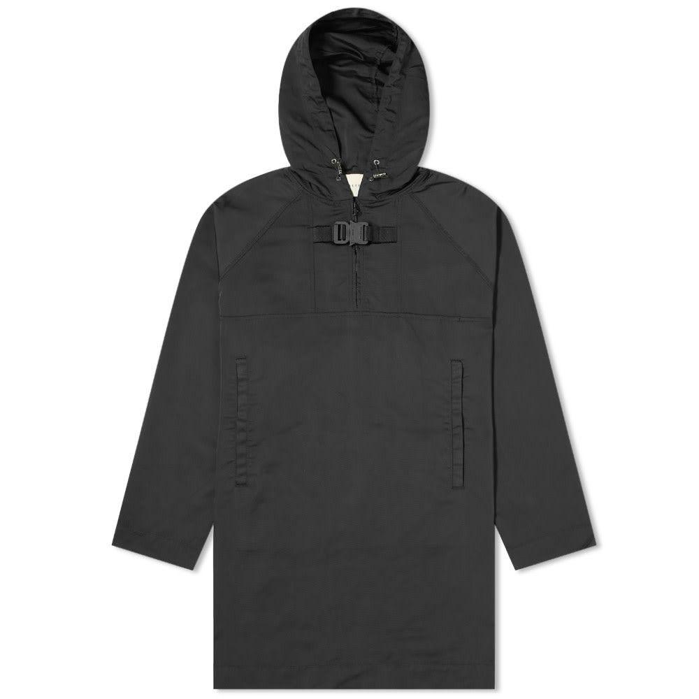 アリクス 1017 ALYX 9SM メンズ コート アウター【pullover technical parka】Black