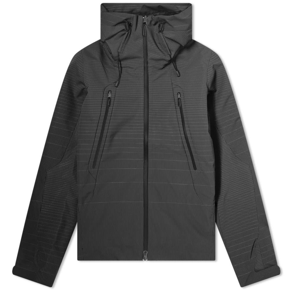 デサント オルテライン Descente Allterrain メンズ ジャケット シェルジャケット アウター【schematech active shell jacket】Black
