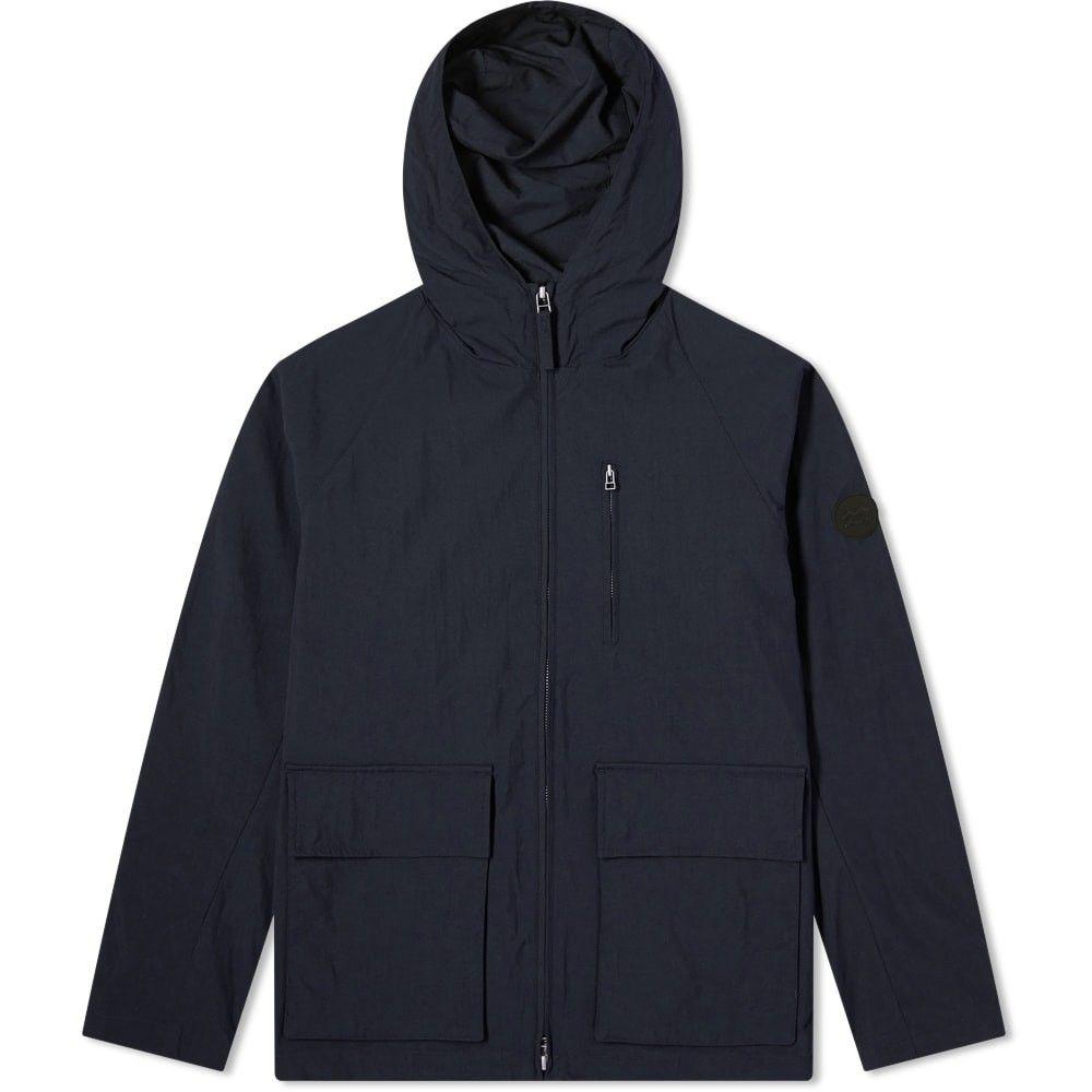 ノースプロジェクト Norse Projects メンズ ジャケット アウター【kalle hooded jacket】Dark Navy