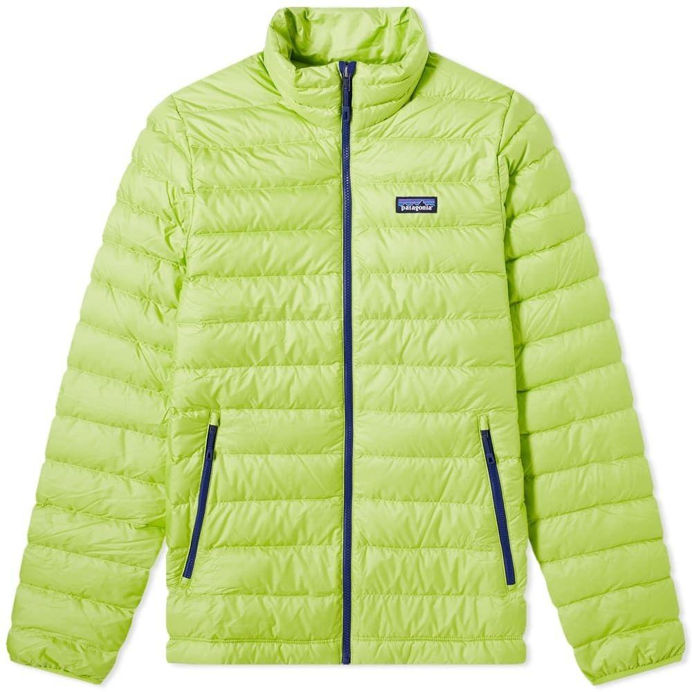 パタゴニア Patagonia メンズ ダウン・中綿ジャケット アウター【down sweater jacket】Peppergrass Green