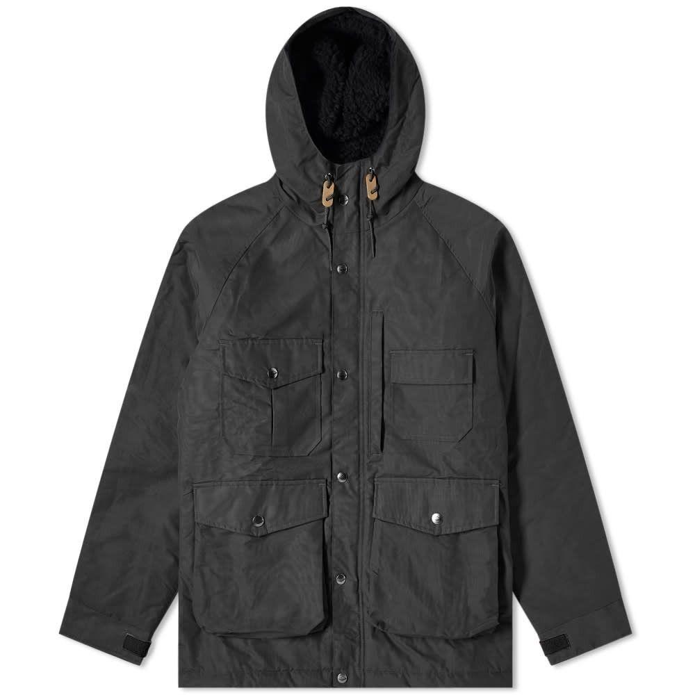 バテンウェア Battenwear メンズ コート アウター【northfield parka】Black