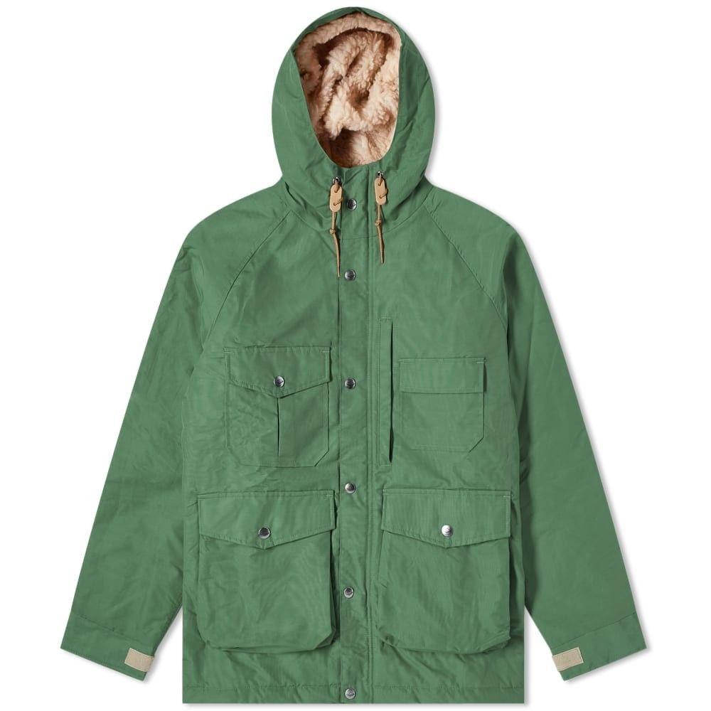 バテンウェア Battenwear メンズ コート アウター【northfield parka】Green