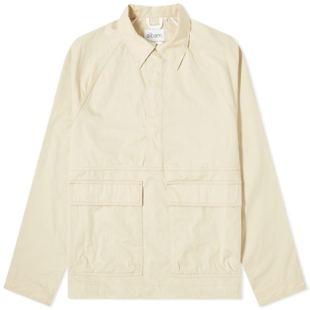 アルバム Albam メンズ ジャケット アウター【density recon sailing popover jacket】Castle