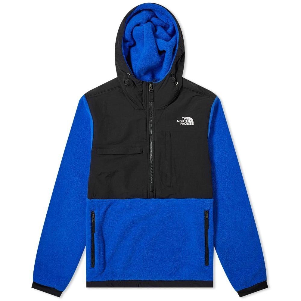ザ ノースフェイス The North Face メンズ フリース トップス【denali popover fleece jacket】Blue
