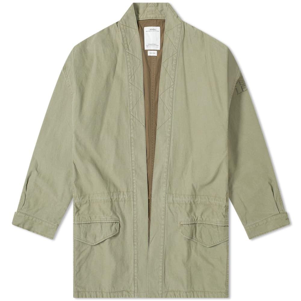 ビズビム Visvim メンズ ジャケット アウター【sanjuro benny jacket】Olive