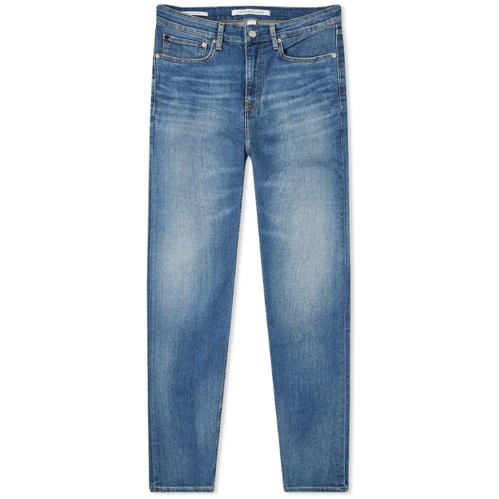 カルバンクライン Calvin Klein メンズ ジーンズ・デニム ボトムス・パンツ【ckj 016 skinny fit jean】Sundance Blue