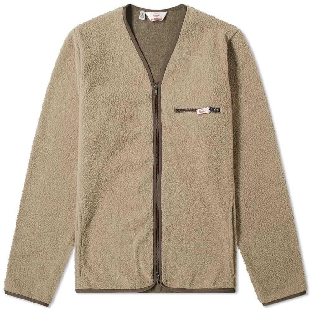 バテンウェア Battenwear メンズ カーディガン トップス【lodge cardigan】Beige