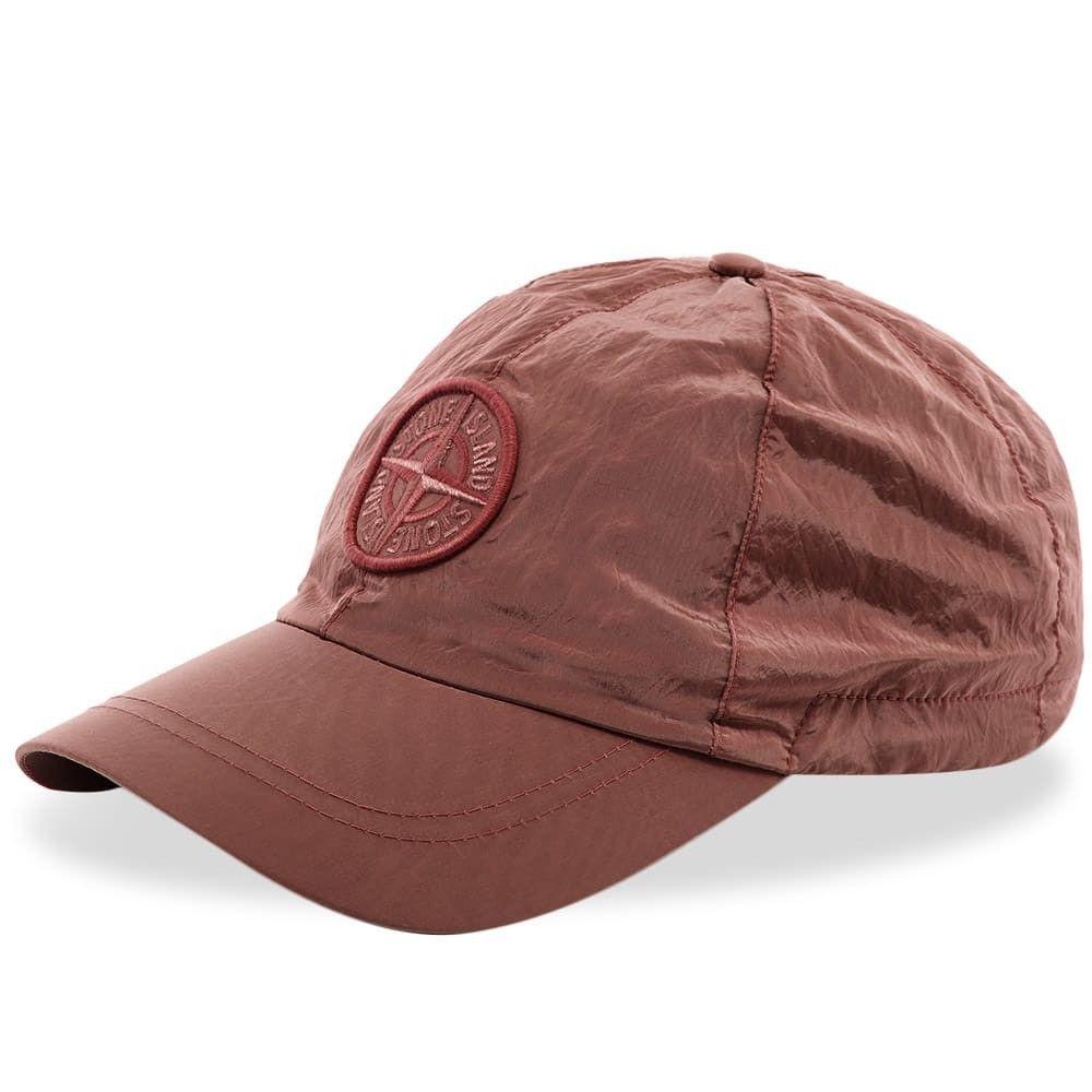 ストーンアイランド メンズ 帽子 キャップ Mosto 【サイズ交換無料】 ストーンアイランド Stone Island メンズ キャップ ベースボールキャップ 帽子【nylon metal baseball cap】Mosto