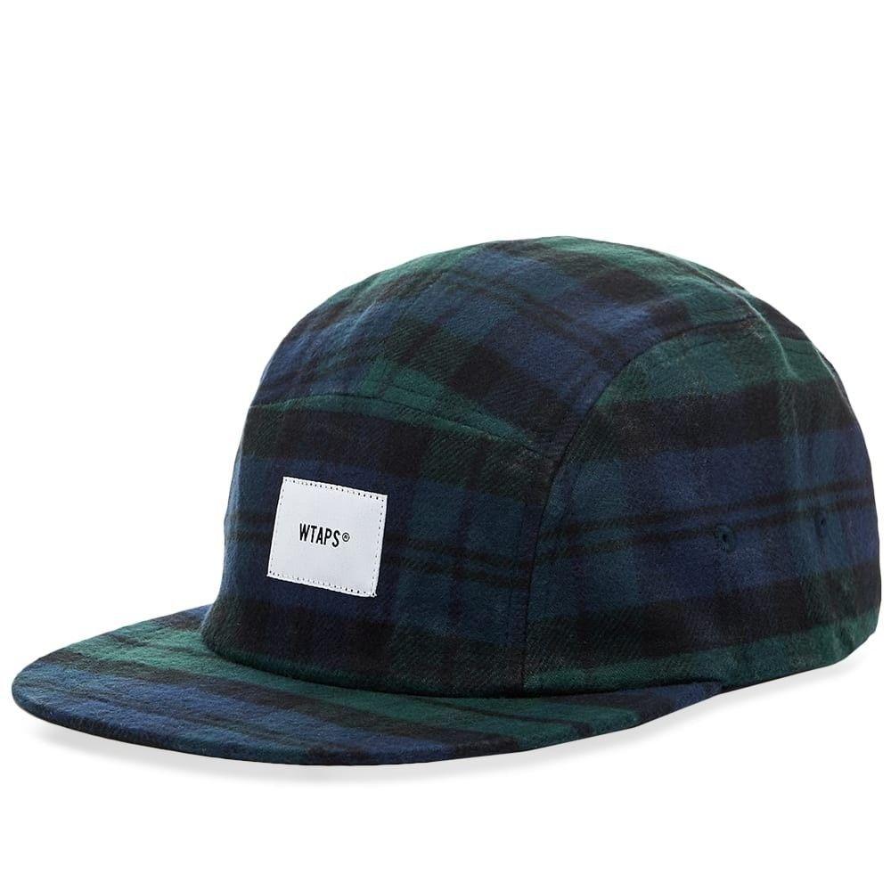 ダブルタップス メンズ 帽子 キャップ Green 【サイズ交換無料】 ダブルタップス WTAPS メンズ キャップ 帽子【t-5 03 cap】Green