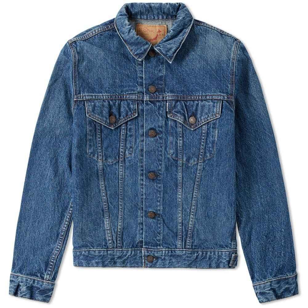 オアスロウ orSlow メンズ ジャケット Gジャン アウター【1960s denim jacket】Used