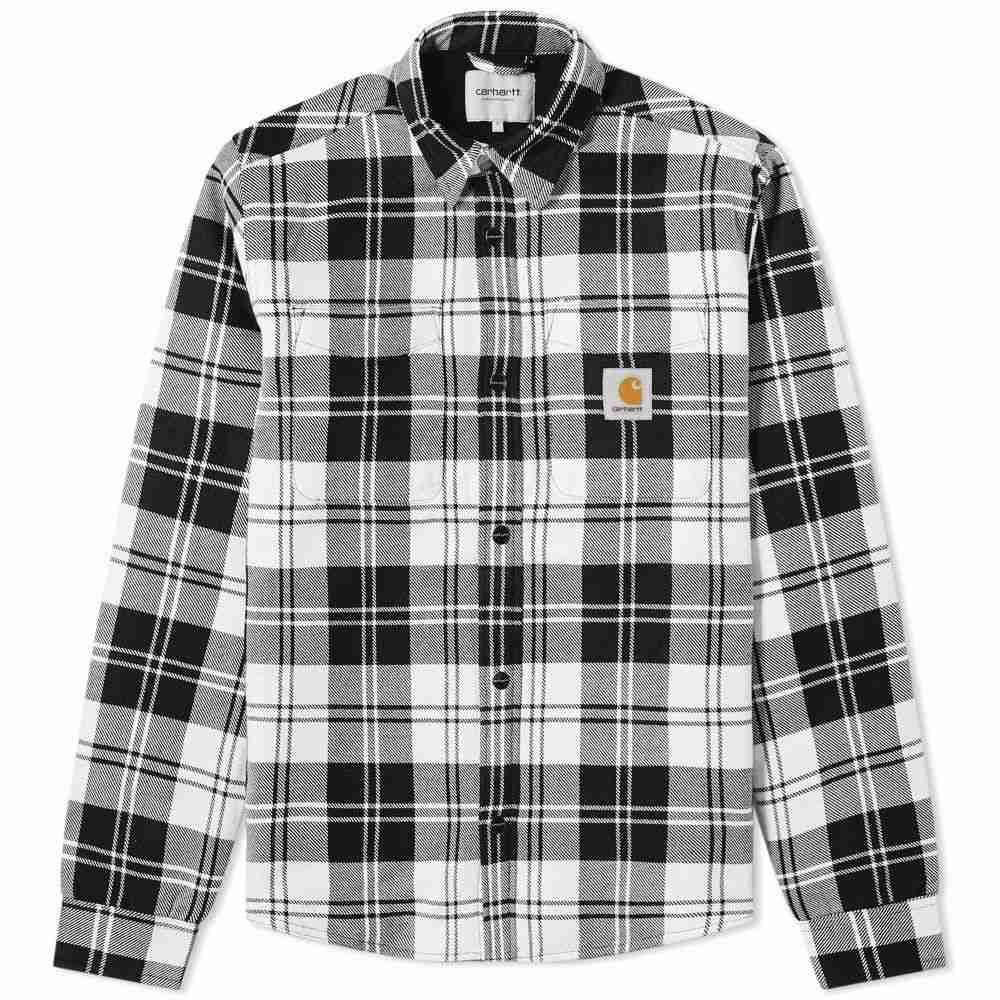 カーハート Carhartt WIP メンズ ジャケット アウター【carhartt pulford shirt jac】Pulford Check/Wax