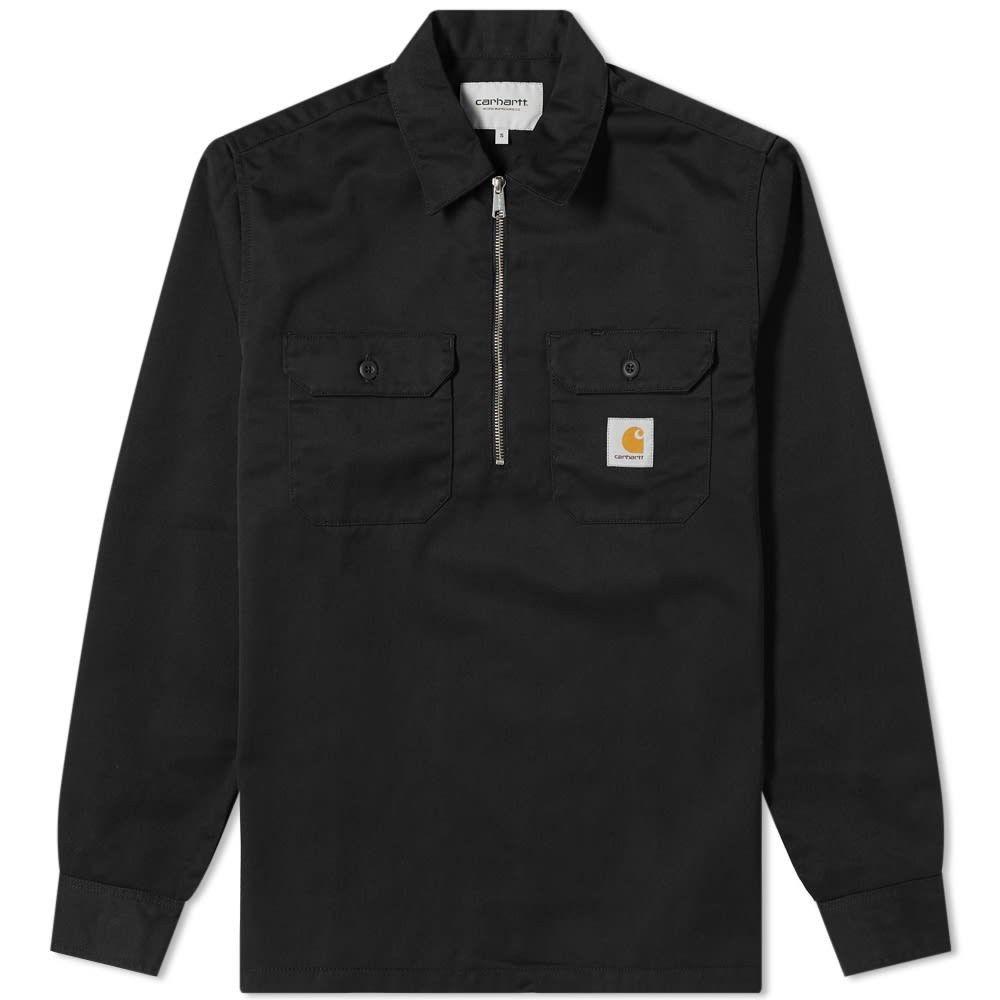 カーハート Carhartt WIP メンズ シャツ トップス【carhartt illford shirt】Black