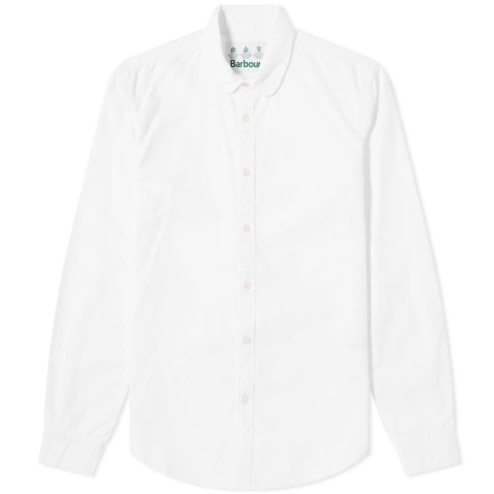 バブアー Barbour メンズ シャツ トップス【breock shirt - white label】White