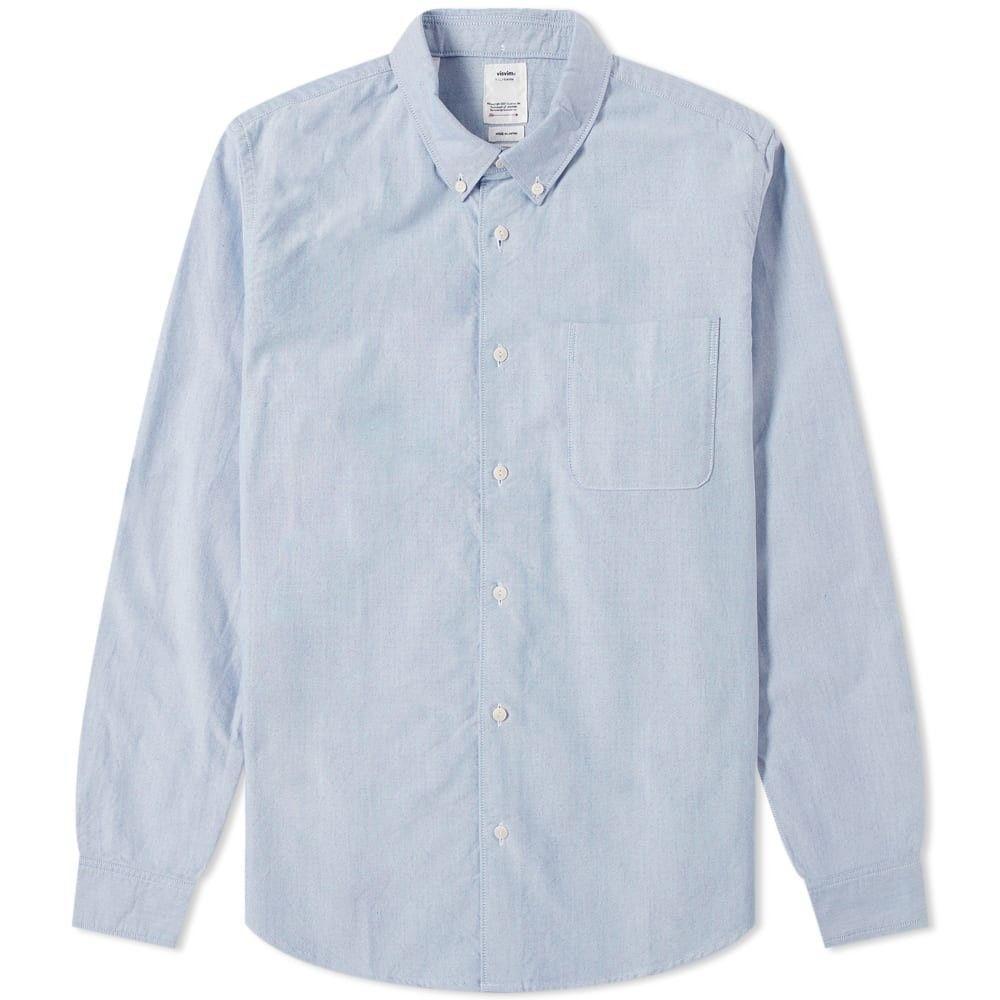 ビズビム Visvim メンズ シャツ トップス【albacore lungta shirt】Navy