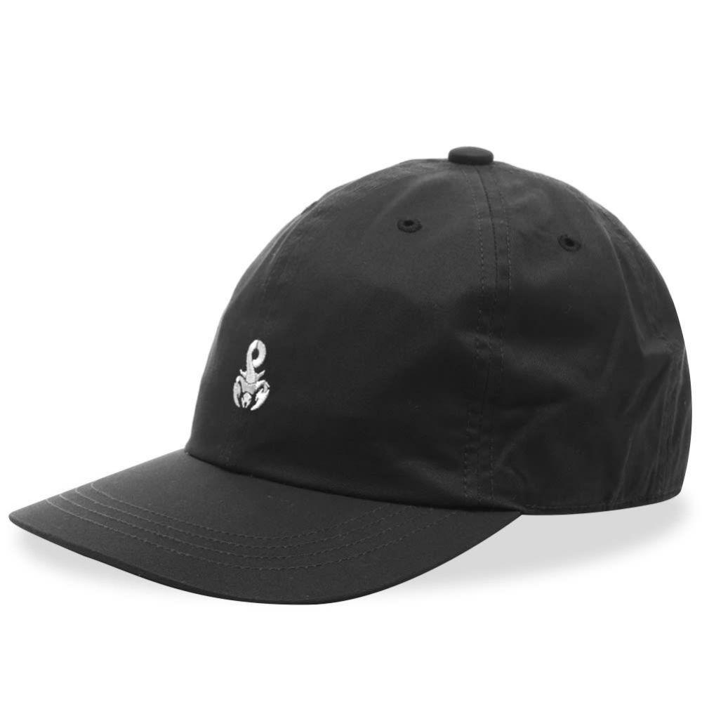 ソフネット メンズ 帽子 キャップ Black 【サイズ交換無料】 ソフネット SOPHNET. メンズ キャップ 帽子【scorpion cap】Black