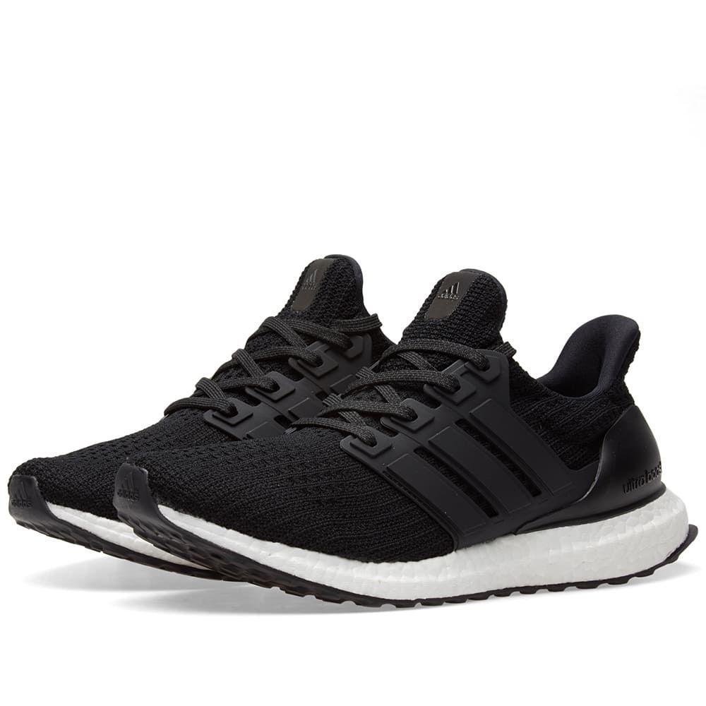 アディダス Adidas メンズ スニーカー シューズ・靴【ultra boost 4.0】Core Black