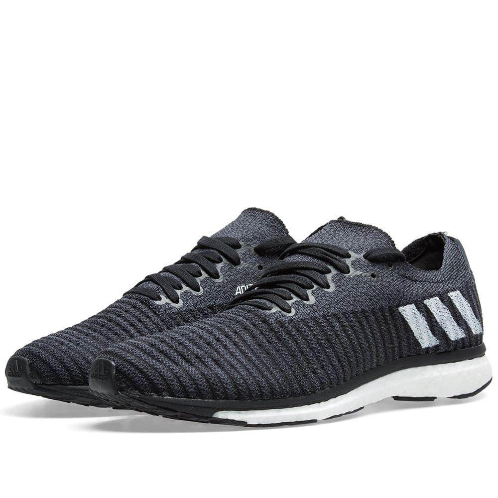 アディダス Adidas メンズ スニーカー シューズ・靴【adizero prime】Core Black/White