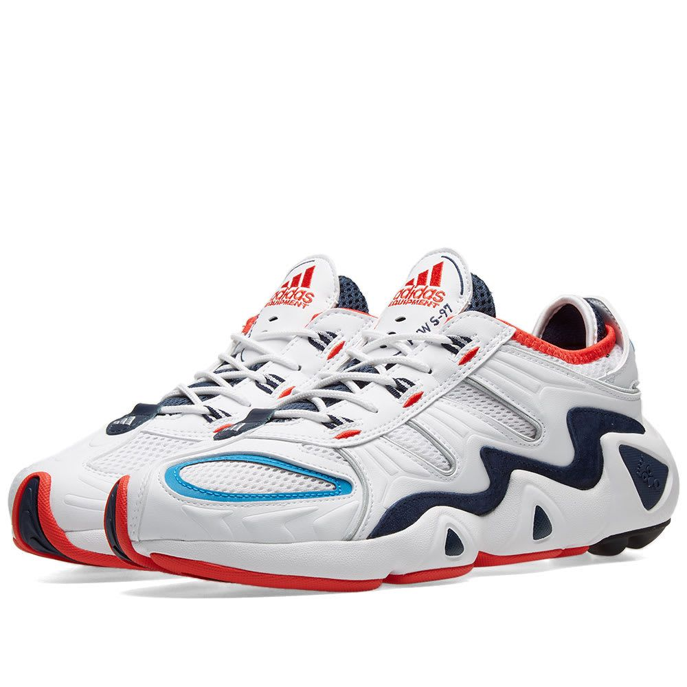 アディダス Adidas Consortium メンズ スニーカー シューズ・靴【fyw s-97 og】White/Red