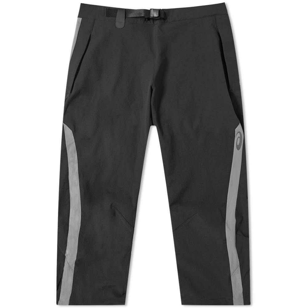 アシックス Asics メンズ スウェット・ジャージ ボトムス・パンツ【x kiko kostadinov woven pant】Performance Black/Carbon