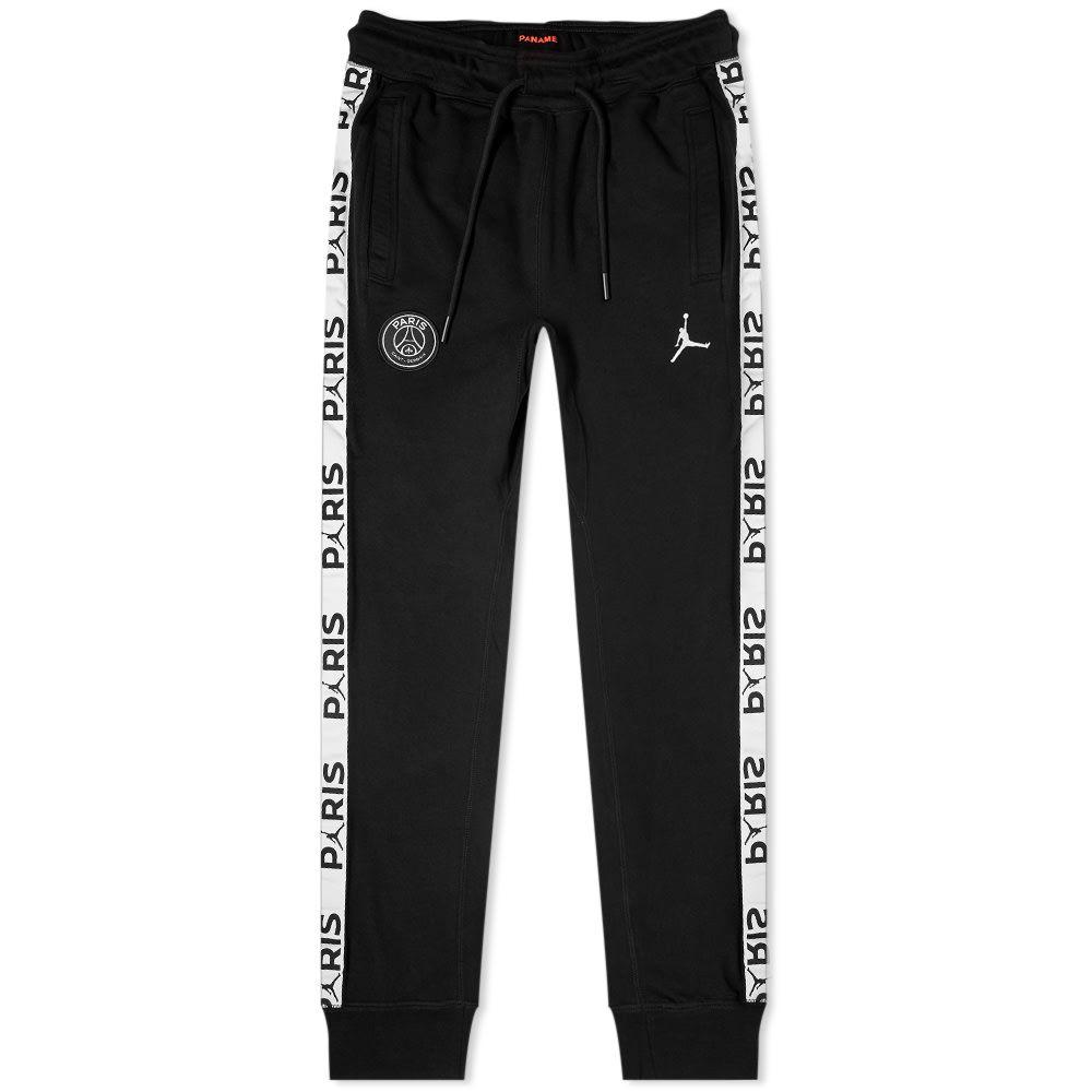 ナイキ ジョーダン Nike Jordan メンズ スウェット・ジャージ ボトムス・パンツ【air jordan x psg fleece pant】Black