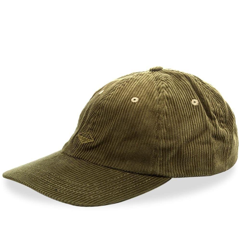 バテンウェア メンズ 帽子 キャップ Olive 【サイズ交換無料】 バテンウェア Battenwear メンズ キャップ 帽子【field cap】Olive