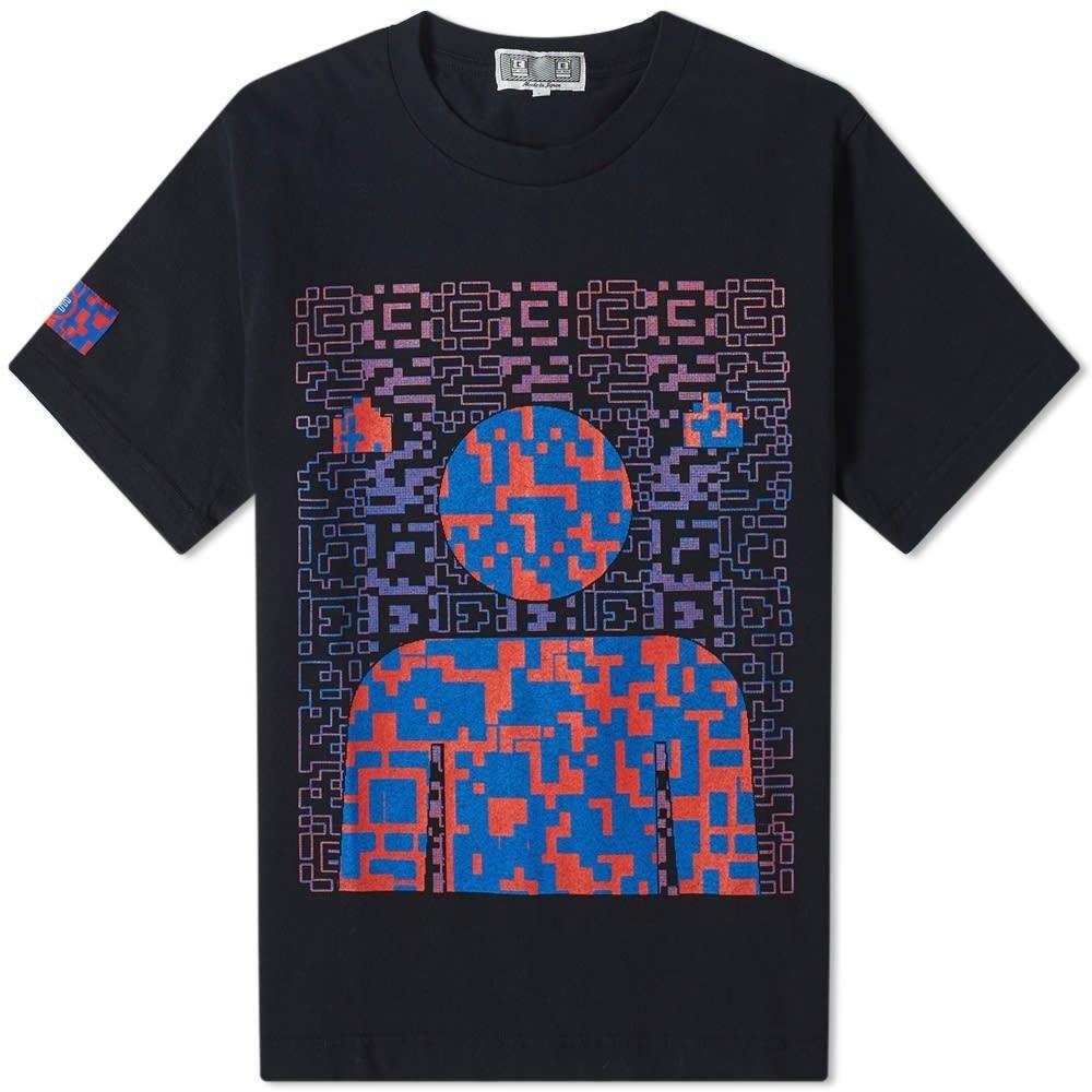 シーイー Cav Empt メンズ Tシャツ トップス【noise icon tee】Black