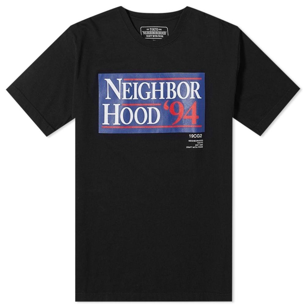 ネイバーフッド Neighborhood メンズ Tシャツ トップス【94 tee】Black